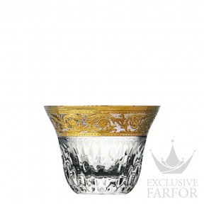 "30713600 St. Louis Thistle ""Gold engraving"" Чашка кофейная 30мл"