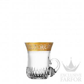 """30713700 St. Louis Thistle """"Gold engraving"""" Чашка чайная 90мл"""