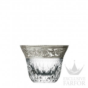 "32213600 St. Louis Thistle ""Platinum engraving"" Чашка кофейная 30мл"