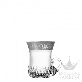 """32213700 St. Louis Thistle """"Platinum engraving"""" Чашка чайная 90мл"""