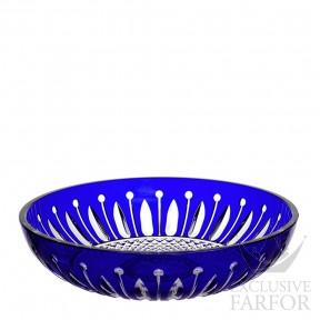 """12413023 St. Louis Tommy Чаша для центра стола """"Темно-синий"""" 39см"""