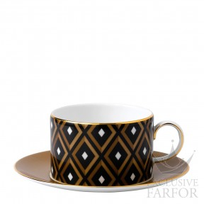 40014669 Wedgwood Arris Чашка чайная с блюдцем