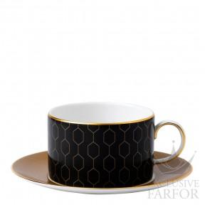 40015241 Wedgwood Arris Чашка чайная с блюдцем