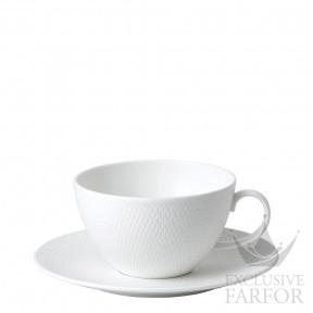 40034142 Wedgwood Gio Чашка для завтрака с блюдцем